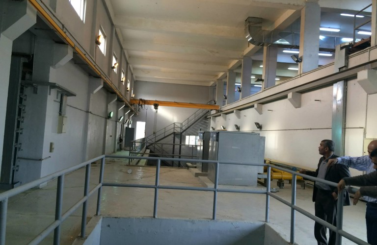 HINDIAH WATER TREATMENT PLANT1